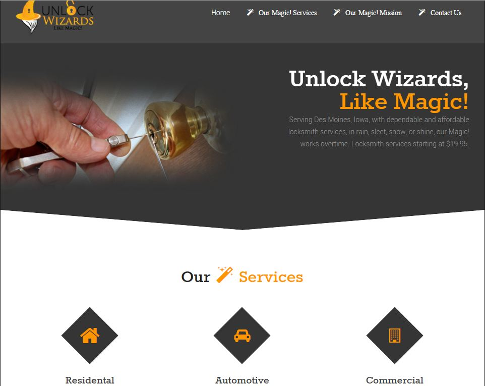 Premium Web Design Services